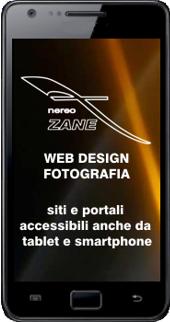 WebDesign e Fotografia - Nereo Zane