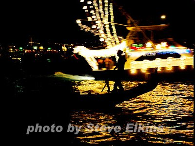 christmas boat parade 2011